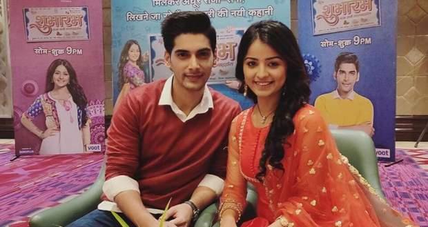 Shubharambh Latest Gossip: Raja-Rani to share some cute moments