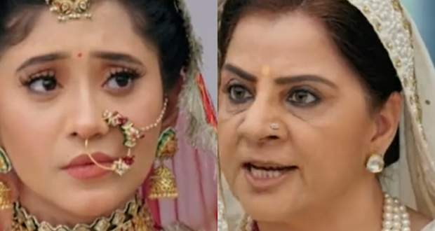 Yeh Rishta Kya Kehlata Hai Gossip: Sita to learn the truth about Naira