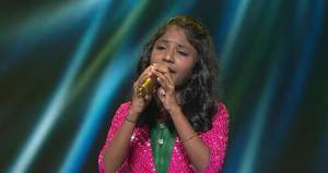 SaReGaMaPa Little Champs 2020: Aryananda Babu rocked the stage