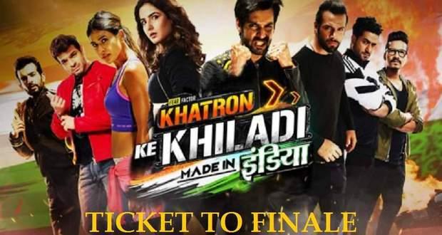 Khatron Ke Khiladi Made In India Latest Episode Updates: Ticket to finale race