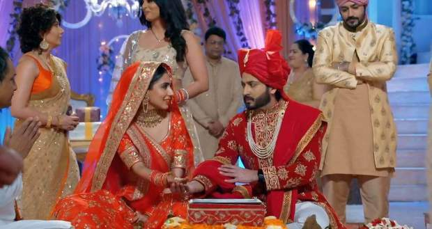 Kundali Bhagya Gossip Update: Police to halt Karan-Mahira wedding
