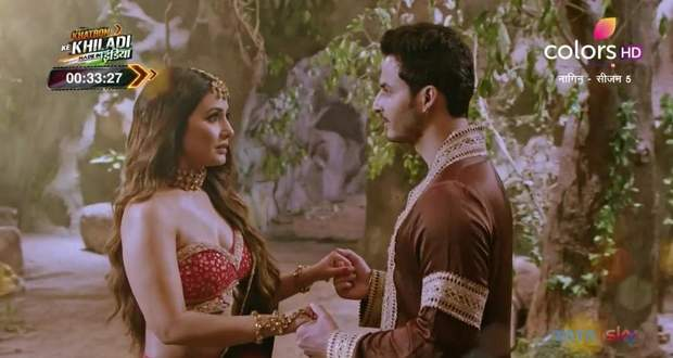 Naagin 5 Written Update 15th August 2020: Naag-Naagin get a boon