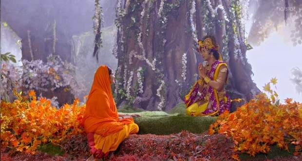 Radha Krishna Written Update 12th August 2020: Krishna convinces Kunti