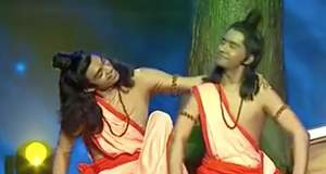 India's Best Dancer (IBD) Love Between Luv Kush by Mohammed Akib performance
