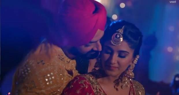 Choti Sardarni Written Update 4th September 2020: Sarab and Meher's love dance