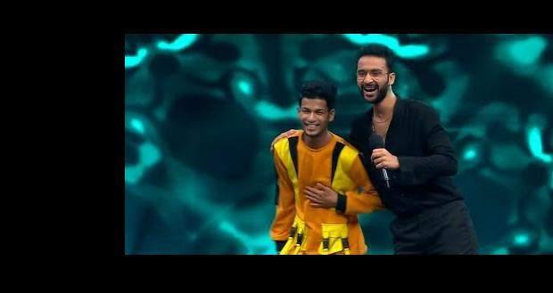 India's Best Dancer: Aman Shah's wild card performance