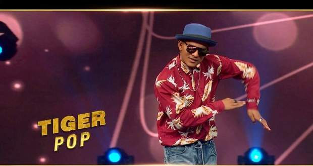 India's Best Dancer: Tiger Pop's electrified performance