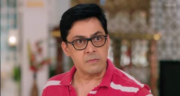 Lockdown Ki Love Story Written Update 10th September 2020: Pratap blames Dhruv
