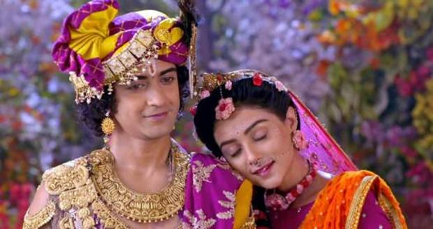Radha Krishna Latest Spoiler: Radha-Krishna to spend cute moments