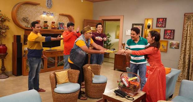Taarak Mehta Ka Ooltah Chashmah Gossip News: Taarak to have his favourite food
