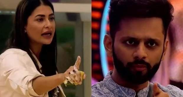 Bigg Boss 14 SPOILER: Verbal dispute between Rahul Vaidya-Pavitra Punia