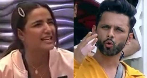 Bigg Boss 14 SPOILERS: Jasmin Bhasin vents anger post fight with Rahul Vaidya