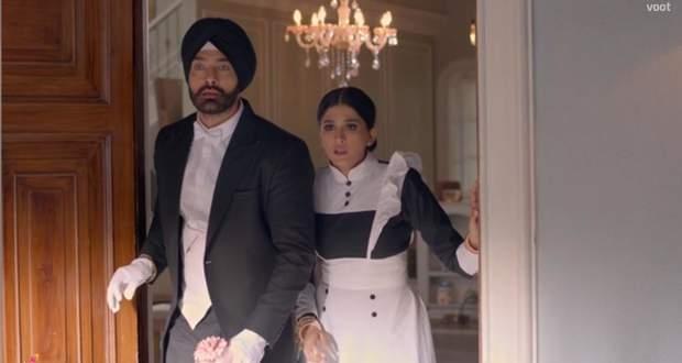 Choti Sardarni Written Update 2nd October 2020: Meher & Sarab meet Angel