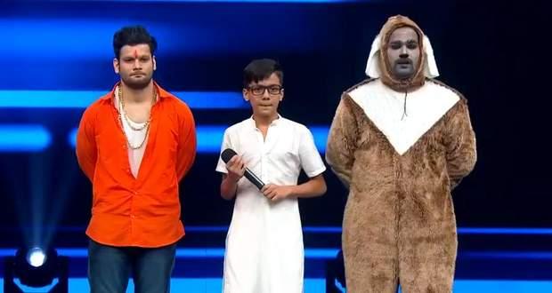 India's Best Dancer: Raj Sharma's Fabulous performance