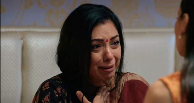Anupama Written Update 5th October 2020: Anupama feels dejected