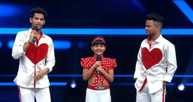 India's Best Dancer: Aman Shah's near perfect score performance
