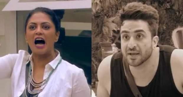 Bigg Boss 14 GOSSIP: Aly Goni and Kavita Kaushik get into huge fight