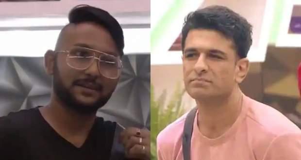 Bigg Boss 14 GOSSIP: Eijaz Khan-Jaan Kumar Sanu get physical during task