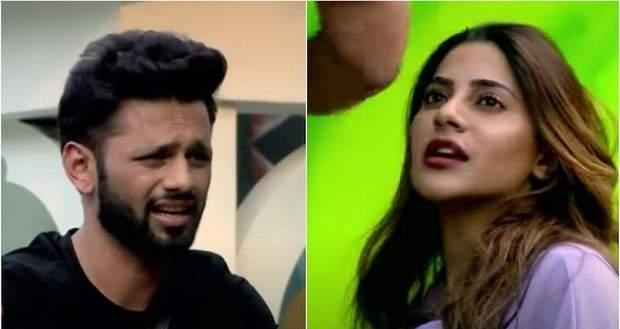 Bigg Boss 14 GOSSIP: Nikki Tamboli to call Rahul Vaidya slow