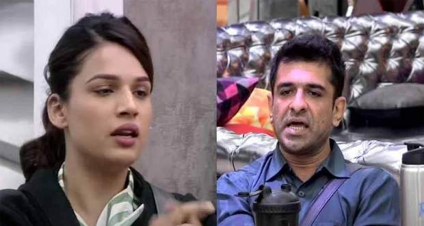 Bigg Boss 14 Latest Gossip: Eijaz Khan takes away Naina's luxury items