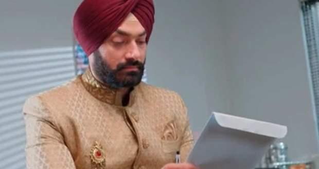 Choti Sardarni Spoiler: Sarabjeet to be relieved on meeting Karan