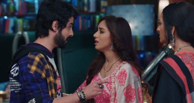 Yeh Hai Chahatein 23rd November 2020 Written Update: Rudra argues with Mahima