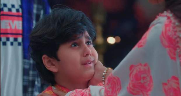 Yeh Hai Chahatein 24th November 2020 Written Update: Saransh runs away
