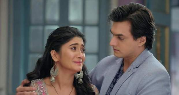 Yeh Rishta Kya Kehlata Hai Twist: Naira-Kartik to forgive the kids