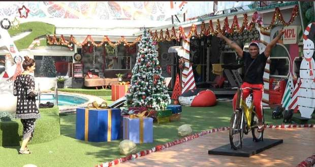 Bigg Boss 14 25th December 2020 Written Update: Christmas Gift Episode Updates