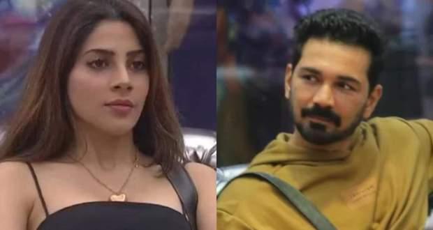 Bigg Boss 14 GOSSIP: Nikki Tamboli-Abhinav Shukla get into ugly fight
