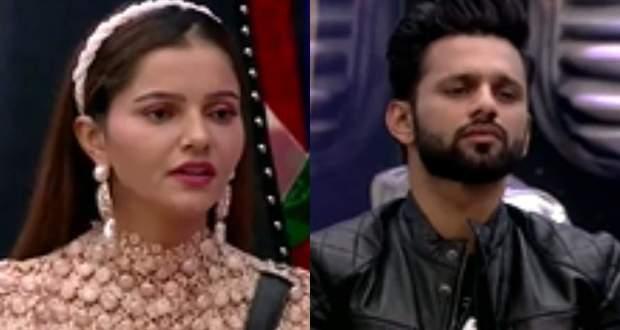 Bigg Boss 14 SPOILER: Rahul Vaidya & Rubina Dilaik to get into a verbal fight