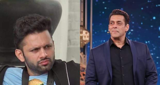Bigg Boss 14 SPOILER: Salman Khan to ask Rahul Vaidya to leave Bigg Boss house