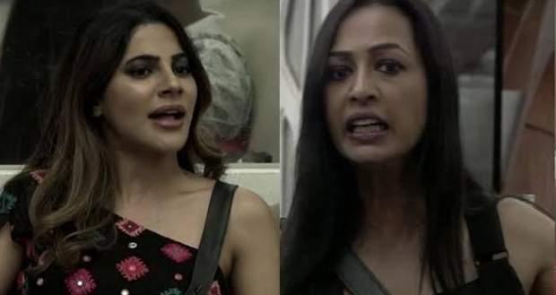 Bigg Boss 14 Upcoming Twist: Nikki Tamboli & Kashmera Shah get into fight