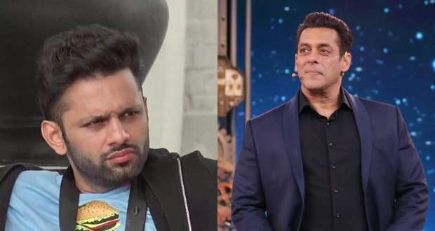 Bigg Boss 14 UPCOMING TWIST: Rahul Vaidya to initiate a fight with Salman Khan