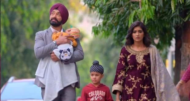 Choti Sardarni Upcoming Story: Sarab & Meher to leave behind all luxuries