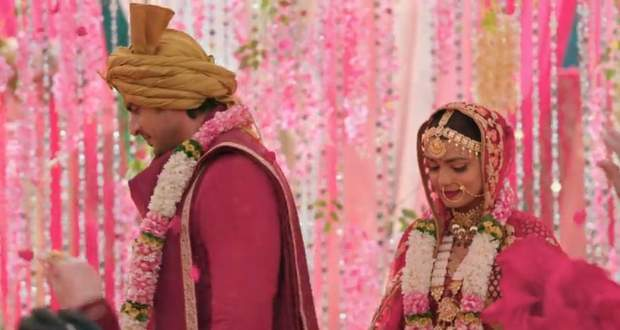 Imli 31st December 2020 Written Update: Aditya, Malini get married