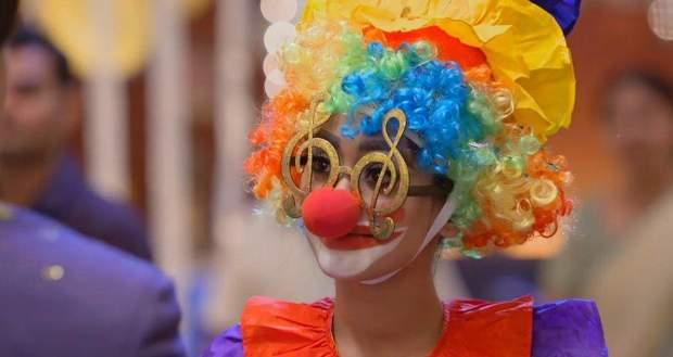 Yeh Rishta Kya Kehlata Hai Gossip: Naira as a clown in Kairav's birthday party