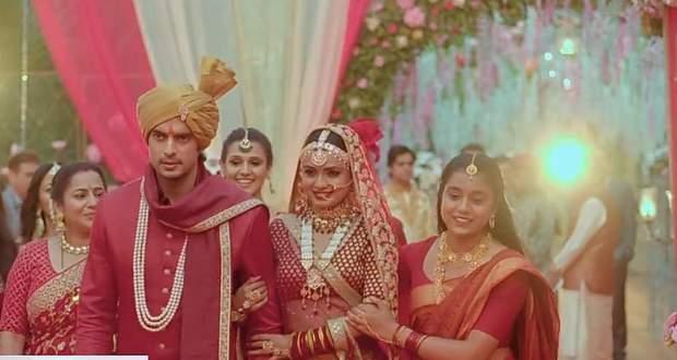 Imli Upcoming Story: Imlie to happily get Malini and Aditya married