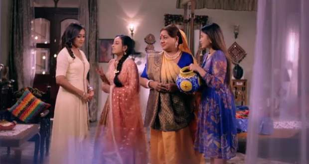 Saath Nibhana Saathiya 2 8th December 2020 Written Update: Gehna brings gift