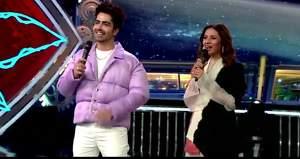 Bigg Boss 14 LATEST TWIST: Hardy Sandhu and Sargun Mehta bring Farebi task