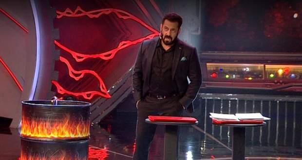 Bigg Boss 14 11th January 2021 Written Update:Salman Khan does nomination task
