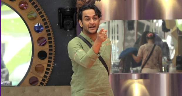 Bigg Boss 14 27th January 2021 Written Update: Vikas Gupta gets into a fight