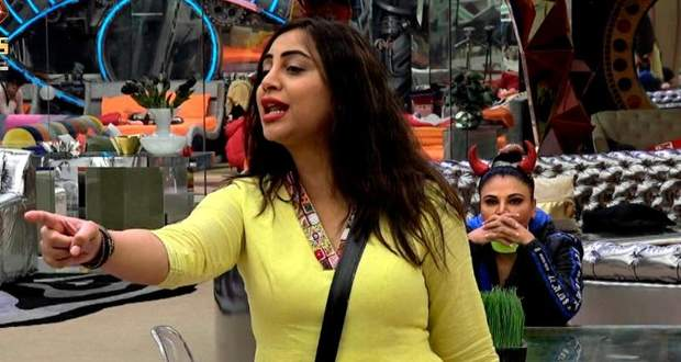 Bigg Boss 14 6th January 2021 Written Update: Arshi Khan punished by Bigg Boss