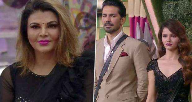 Bigg Boss 14 Latest Spoiler: Rubina Dilaik provoked by Rakhi Sawant's actions