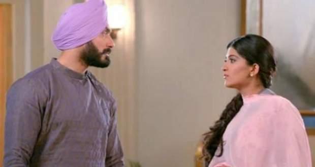 Choti Sardarni Upcoming Story: Sarabjeet to scold Meher