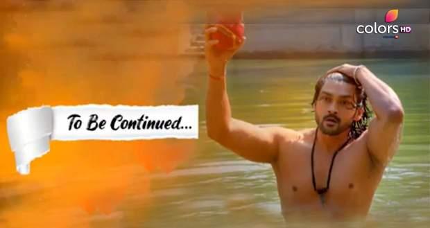 Shiva Promo: Shiva goes into water to get the Damru of Lord Shiva