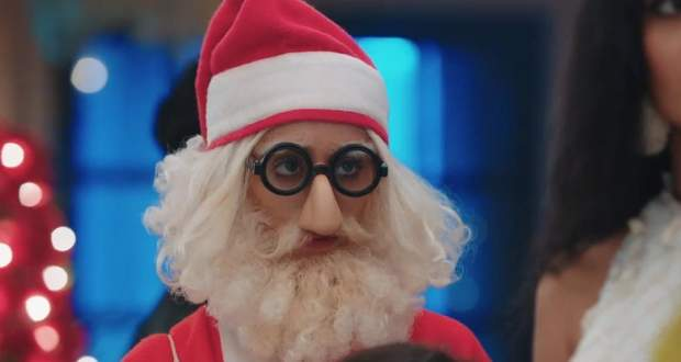 Yeh Hai Chahatein 2nd January 2021 Written Update: Preesha becomes Santa Claus