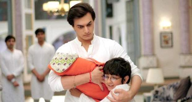 Yeh Rishta Kya Kehlata Hai SPOILER: Kartik takes Kairav away from the Goenkas