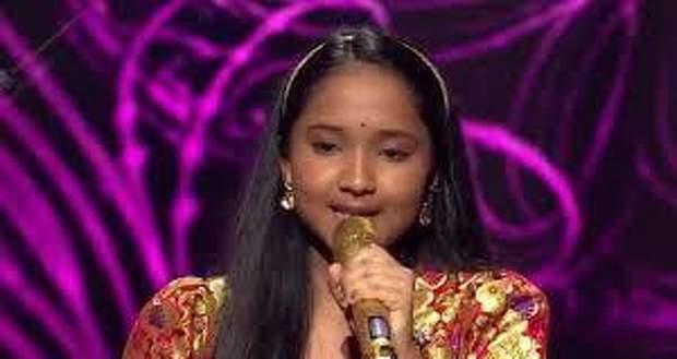 Indian Idol 12 Singer Anjali Gaikwad's flawless performance