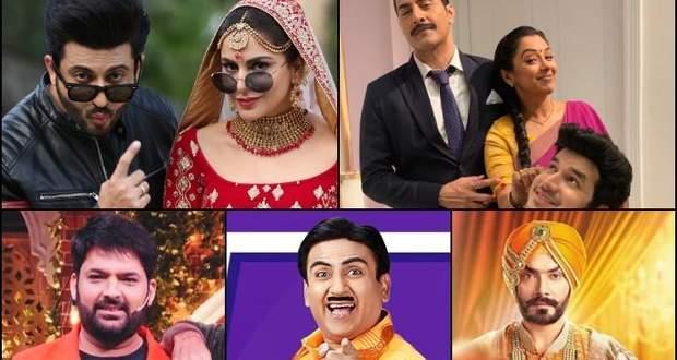 January 2021 Weekly Online TRP Rating: Top 10 HIT & FLOP TV serials this week